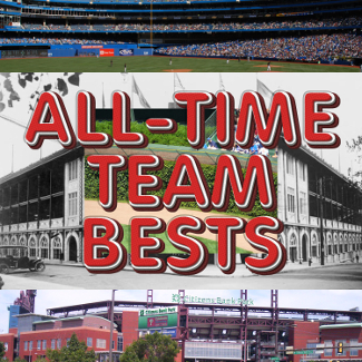 All-Time Team Bests Book