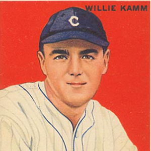 Willie Kamm