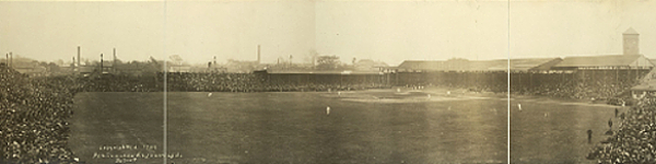 Bennett Park, Detroit Tigers