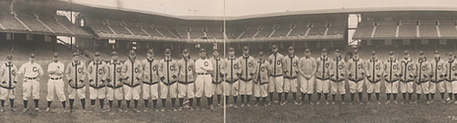 Cleveland Indians 1910