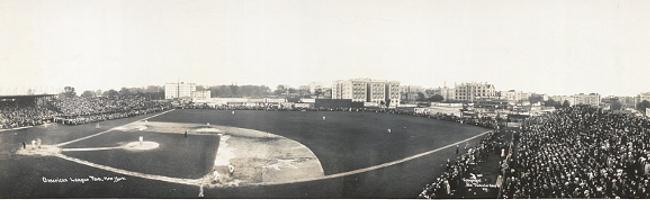 New York Highlanders Stadium 1910
