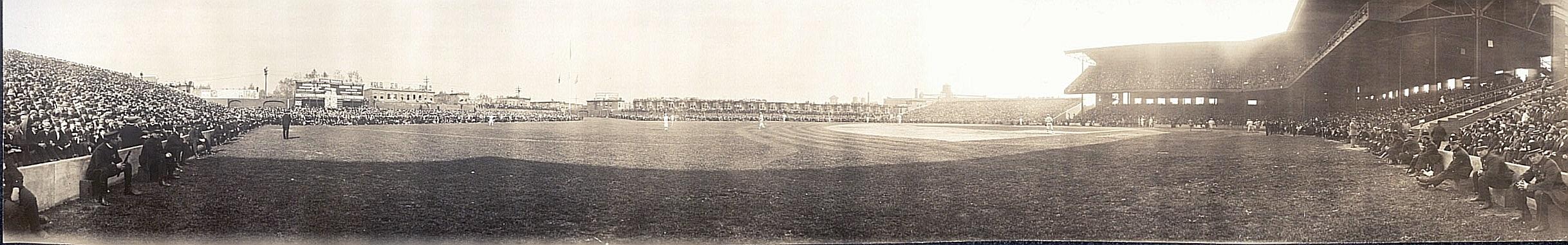 Schibe Park, Philadelphia Athletics