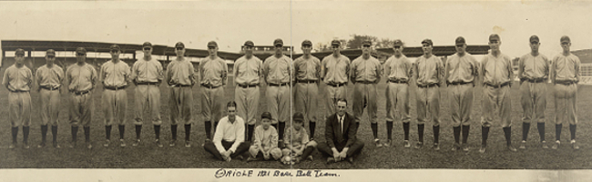 St. Louis Browns 1921