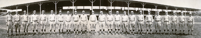 St. Louis Cardinals 1910