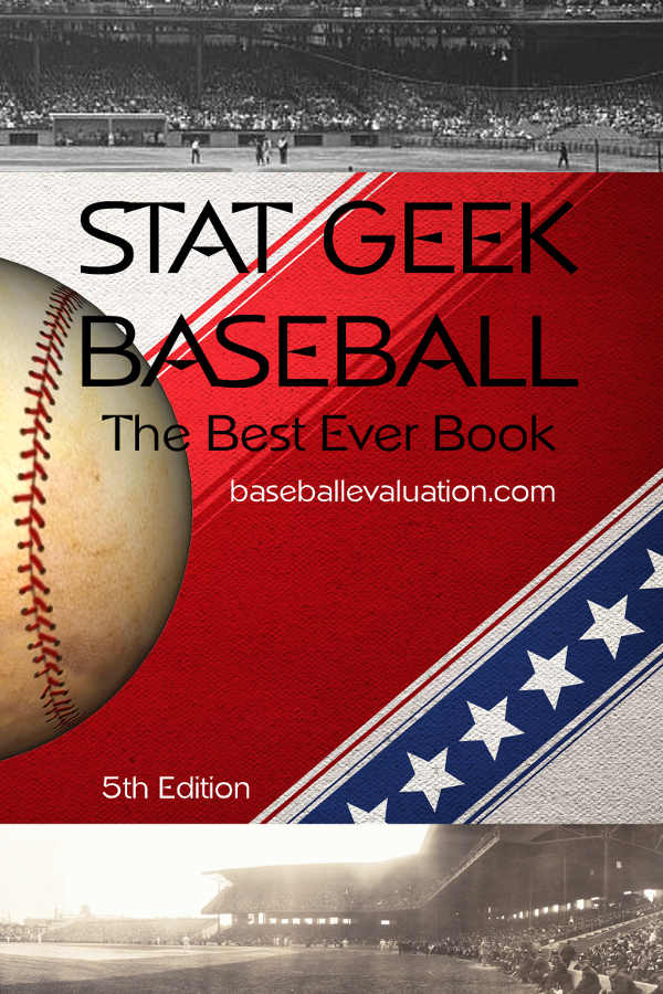 Stat Geek Baseball, Best Ever Book
