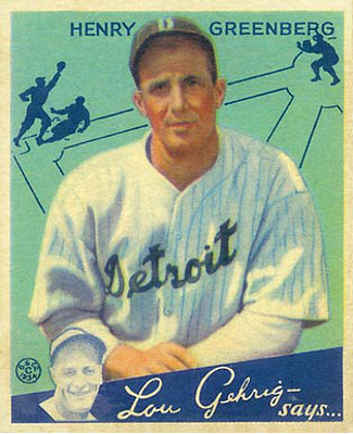 Hank Greenberg