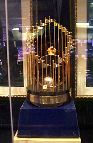 Kansas City Royals 1985 Trophy