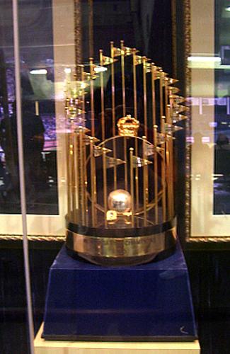 Kansas City Royals 1875 Trophy