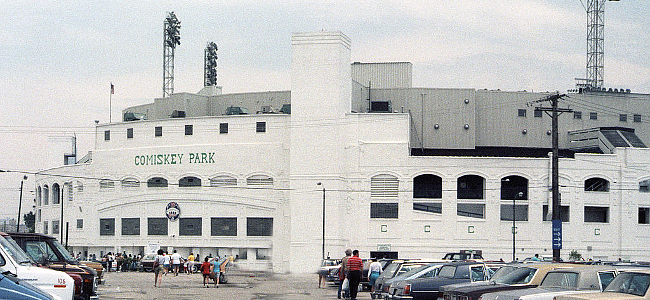 Old Comiskey Park